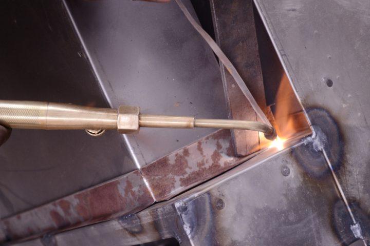 Extrem Kupferblech löten » So gelingt's ganz einfach XR35