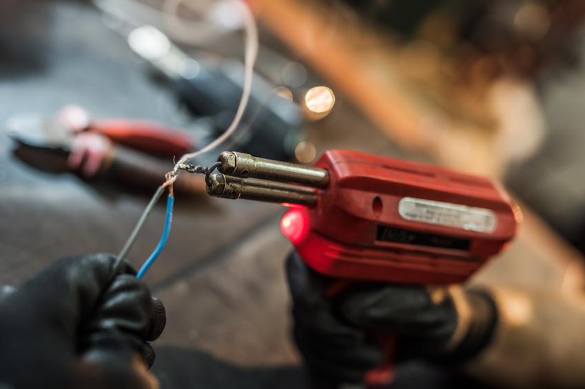 Kupferdraht löten » Anleitung in 3 Schritten