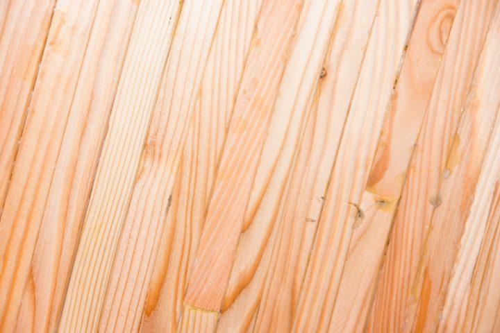 Lärchenholz Pflege