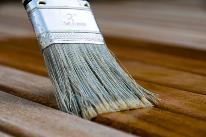 Relativ Lärchenholz streichen oder ölen » Was ist besser? VC39