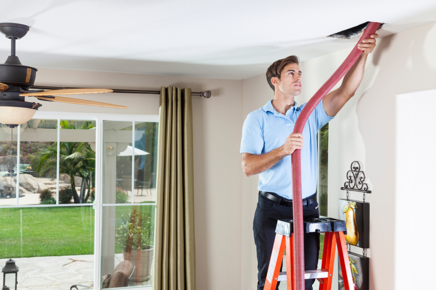 l ftungsanlage f rs einfamilienhaus energie sparen. Black Bedroom Furniture Sets. Home Design Ideas