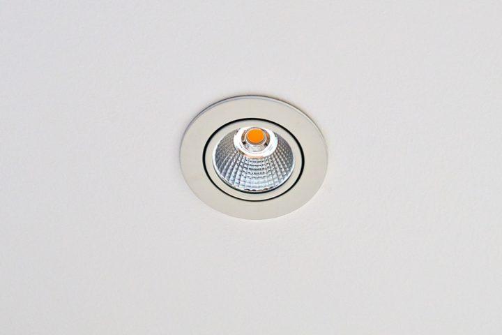 LED Spot Temperatur
