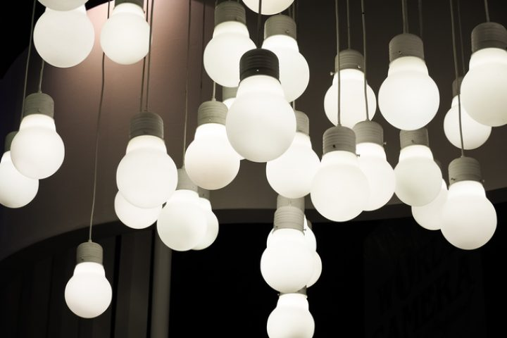 LED macht Geräusche