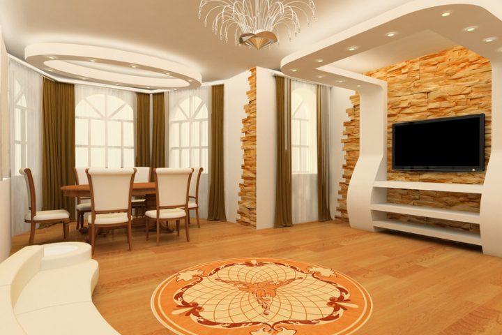 Laminat auf Teppich