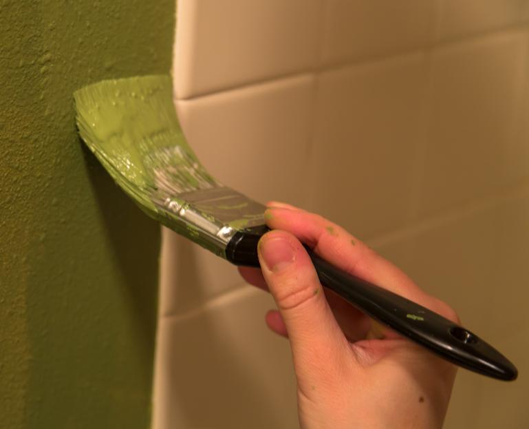 Latexfarbe für die Dusche » Eine gute Idee?