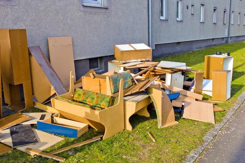 Möbel aus müll selber machen  Möbel aus Müll » So bauen Sie etwas Neues aus Altem