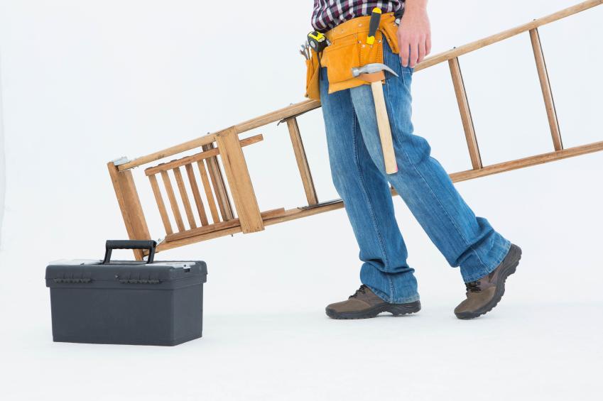 Etagenbett Leiter Sicherung : Leiter sichern das sollten sie beachten