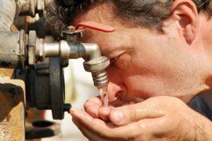 Leitungswasser Mineralien