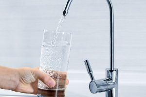 Leitungswasser aufbereiten