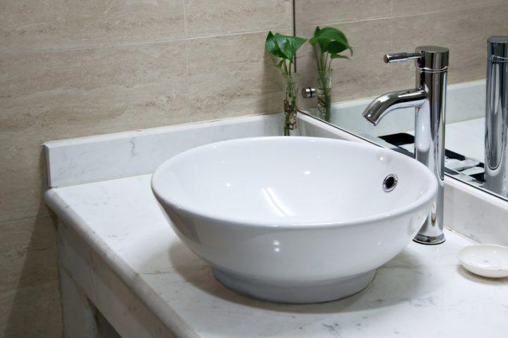 Leitungswasser entkalken