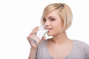 Leitungswasser trinken Kalk
