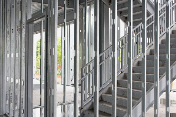 Light Gauge Steel Framing als Alternative