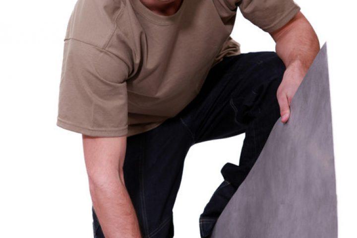Linoleum entfernen