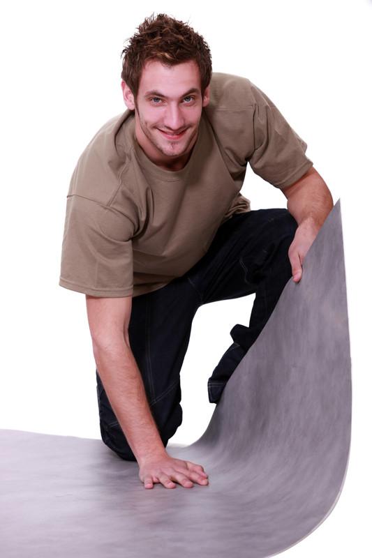 linoleum entfernen anleitung in 4 schritten. Black Bedroom Furniture Sets. Home Design Ideas