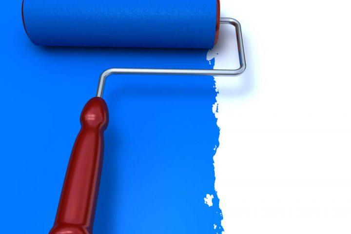 Linoleum streichen