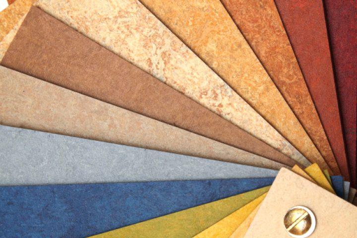 Linoleum und seine Eigenschaften