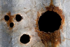 Lochfraßkorrosion