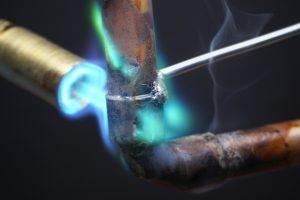 Flammlöten