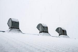 Frostschutz Lüftungsanlage