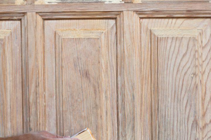 Fabulous Möbel sandstrahlen » Warum & wie macht man das? CR13