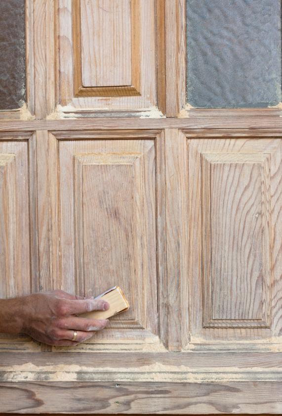 Möbel sandstrahlen