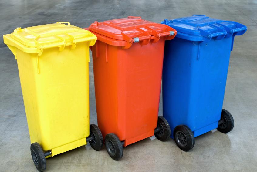 Müll trennen » So machen Sies richtig