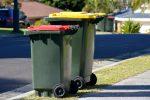 Mülltonne verschließen