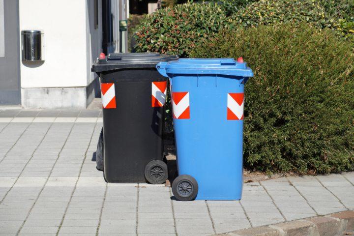Mülltonnenbox Holz selber bauen