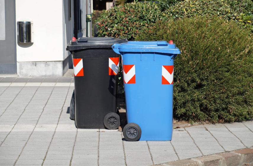 Mülltonnenbox aus Holz selber bauen » Eine Anleitung
