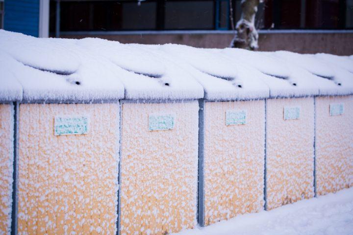 Hervorragend Mülltonnenbox selber bauen » Detaillierte Anleitung VC48