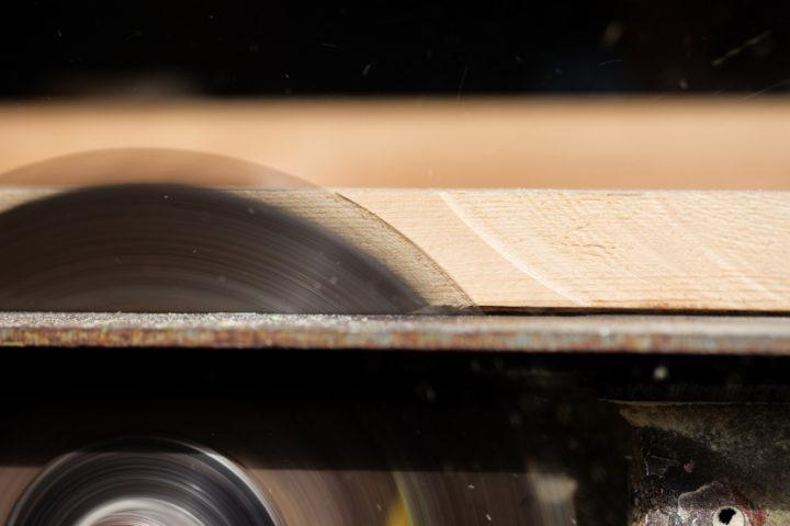 MDF Platten zuschneiden