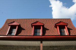 Mansarddachhaus