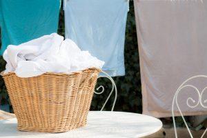 Matratzenauflage waschen