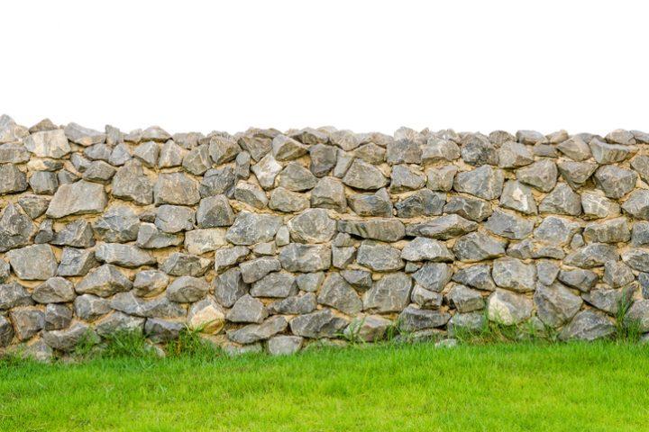 Mauer Zu Niedrig