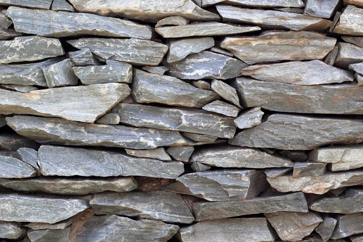 Trockenmauer ohne fundament wohn design - Gartenmauer ohne fundament ...