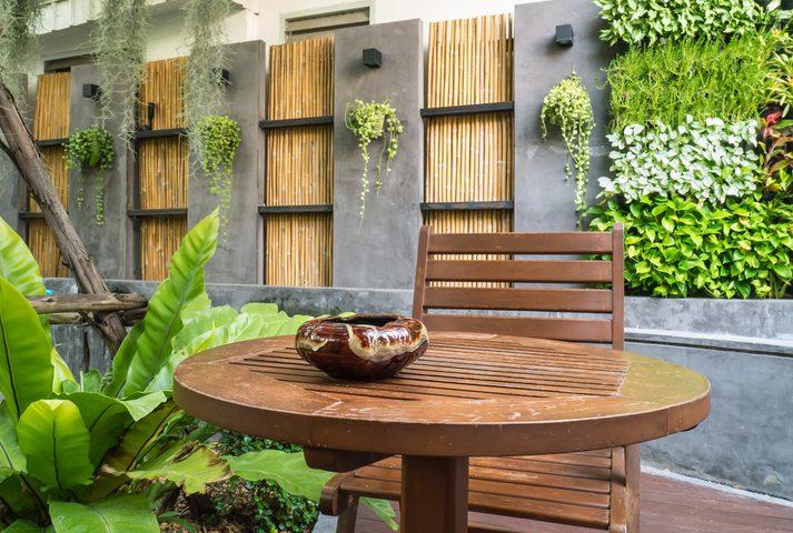 mauer um terrasse bauen » ist das eine gute idee?, Gartenarbeit ideen
