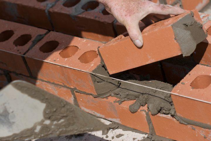 Mauern alle Materialien im Überblick