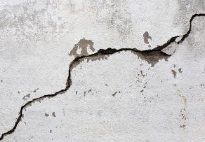 Mauerschäden reparieren