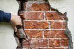 Mauerwerk ausbessern