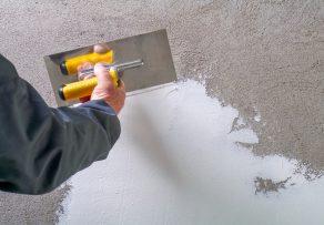 Mauerwerk spachteln ein berblick ber die auswahl an spachteln - Wand gerade spachteln ...