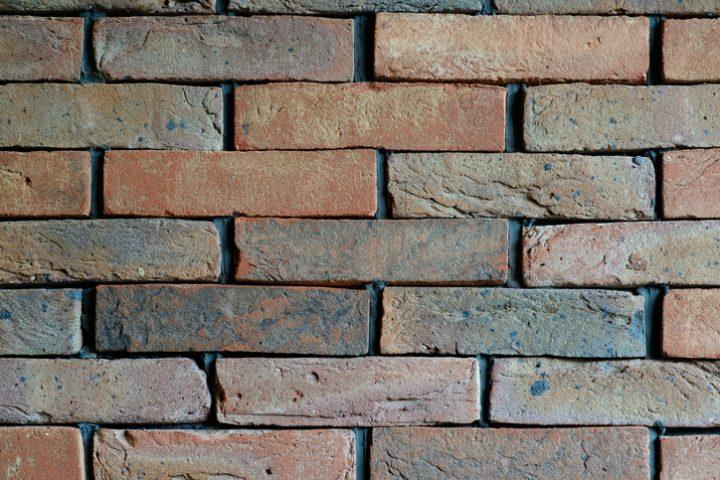 Mauerwerk Klinkerriemchen