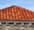 Mediterrane Dachziegel