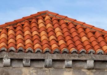Dachziegel mediterranen stil