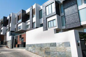 Mehrfamilienhaus als Fertighaus