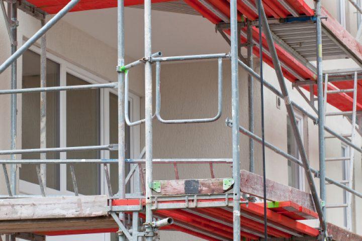 Mehrfamilienhaus sanieren