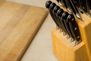 Messer lagern