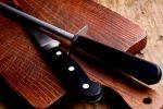 Messer schleifen ohne Schleifstein