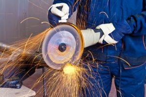 Metallsäge Sägeblatt tauschen