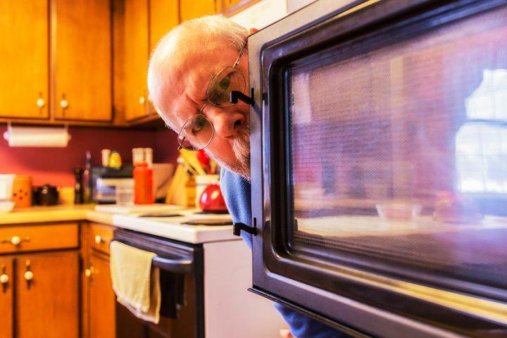 Mikrowelle wärmt nicht mehr