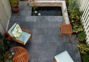 miniteich f r den balkon so legen sie ihn an. Black Bedroom Furniture Sets. Home Design Ideas